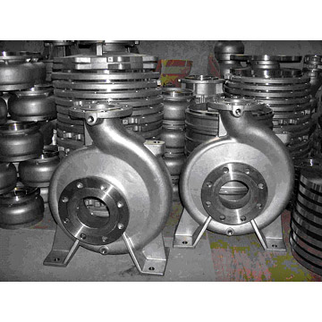 Pump Parts, Water Pump Parts, Cast Iron Pump Parts, Pump